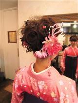 卒業式の袴&ヘアーセットはPure Soulにお任せを☆