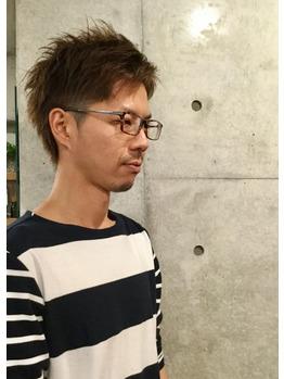 束感ショート★2ブロック