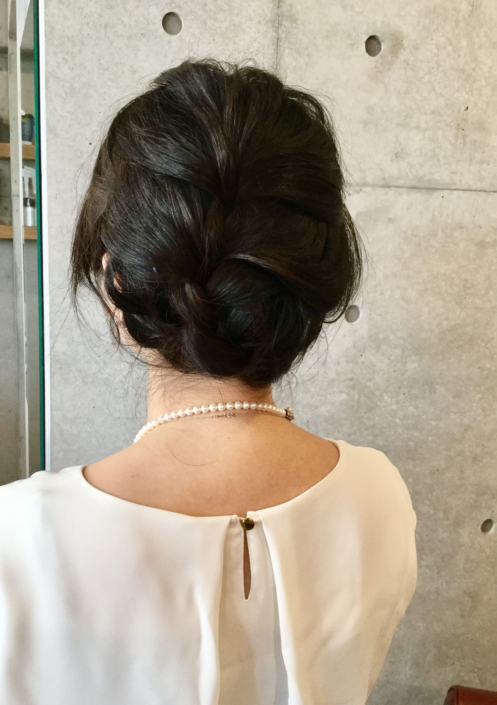 イベントの季節★ヘアセット