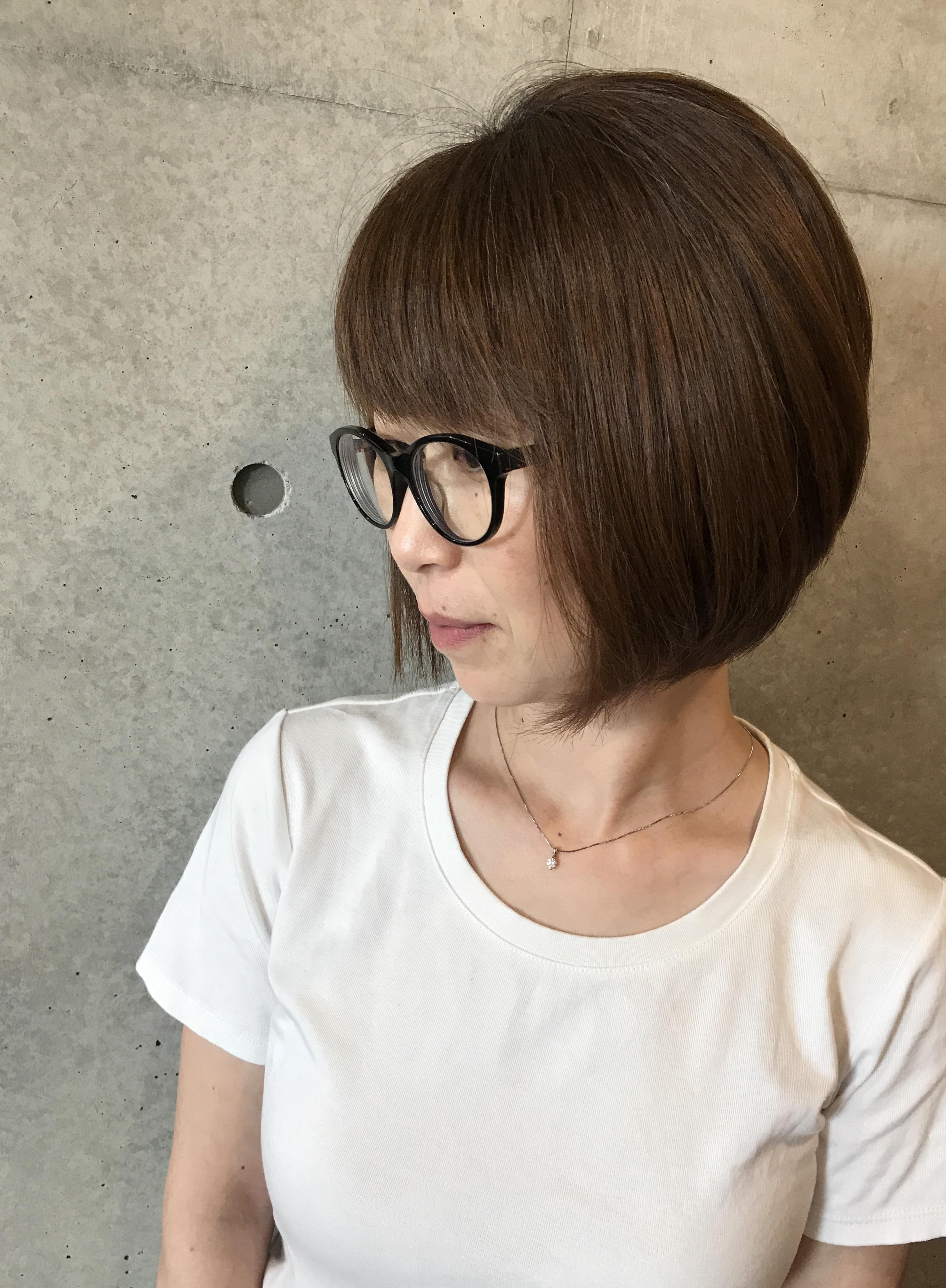 ミセス大人のヘアカタログ★ボブ vol.70