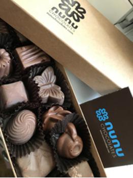 ブルックリンからのチョコレート★