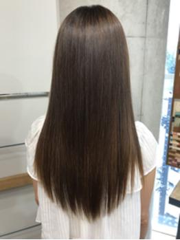 【復元・美髪革命】カルテ vol.10 縮毛矯正編