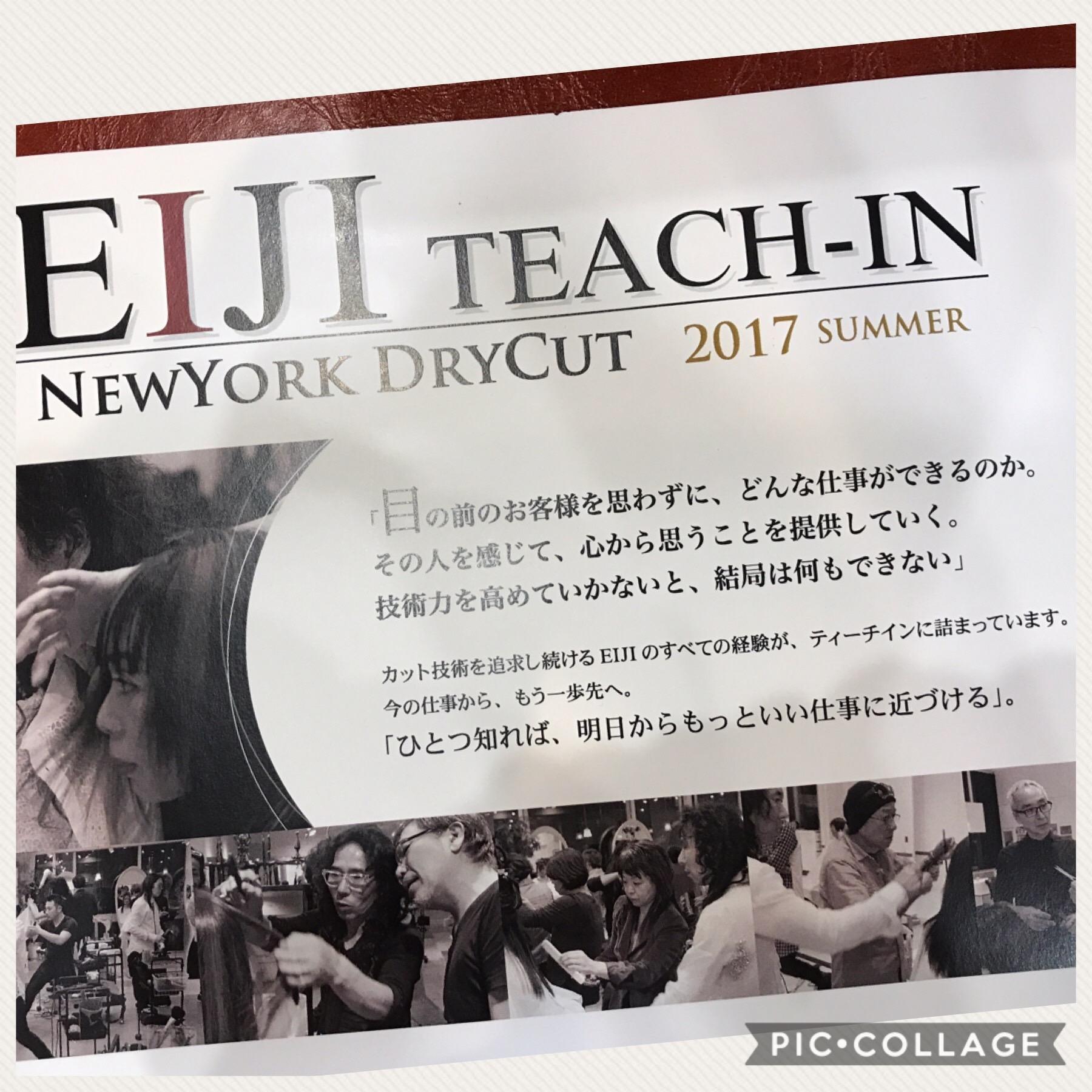 EIJI TEACH-IN