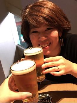 今宵はビール♪