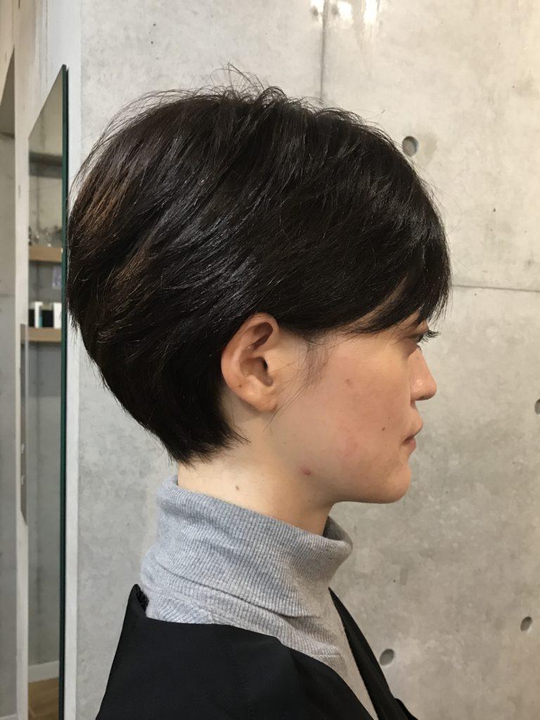 ミセス変身ヘアカタログ ★ショート vol.79