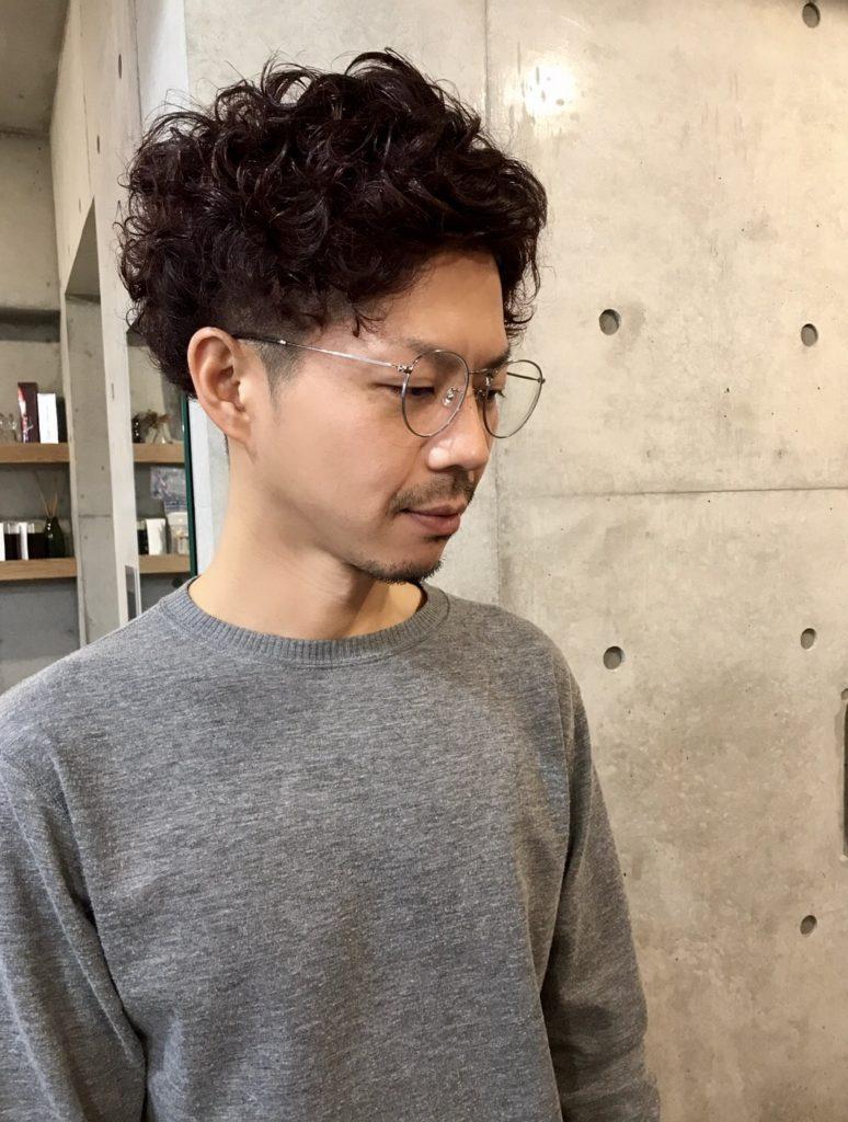men'sパーマ★